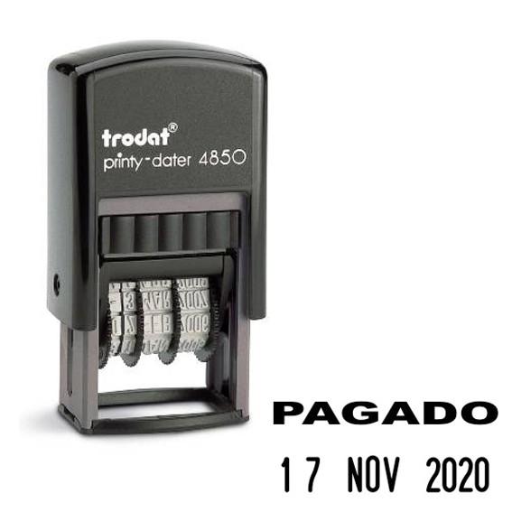 Printy Line Fechador 4850