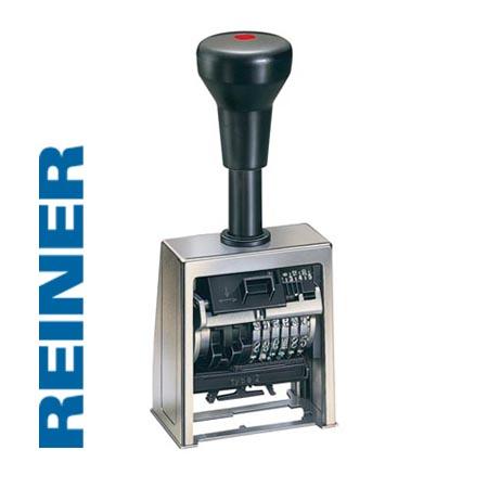 Foto Producto - Numerador automático + Placa de texto